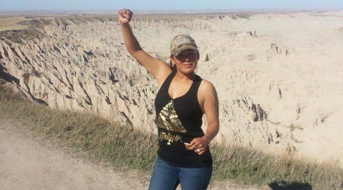 Red Fawn – aktywistka skazana na 57 miesięcy pozbawienia wolności [USA]