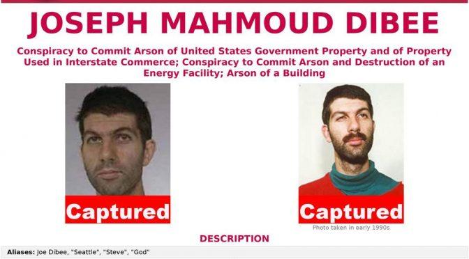 Nie zapomnimy: Wesprzyj Josepha Dibee, działacza ELF oskarżonego o akt sabotażu [USA]