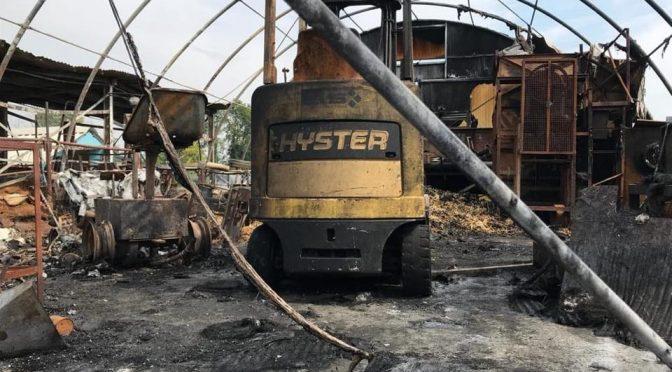 Podpalono farmę futrzarską! [WŁOCHY]