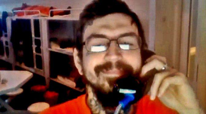 Zielono anarchistyczny więzień Eric King przeniesiony do izolatki! [USA]